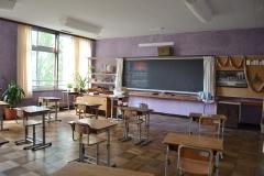 8年生教室