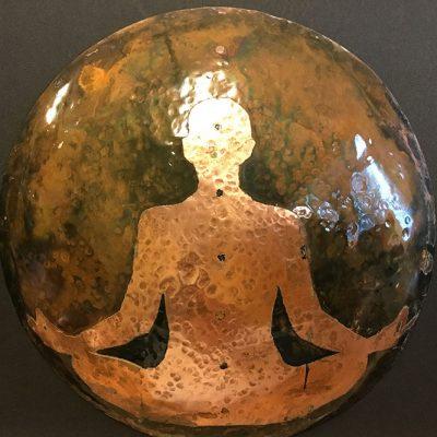 11年生の銅細工作品