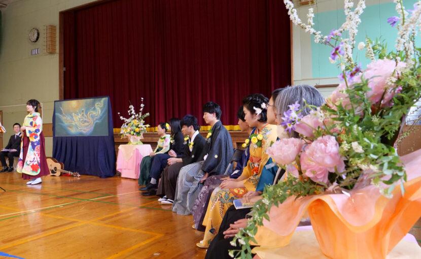 12年生卒業式